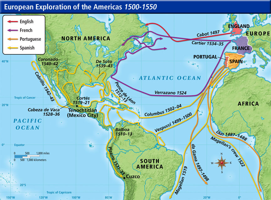 european exploration new world essay Find out more about the history of exploration of north america exploration/exploration-of-north-america european encounters with the new world were.
